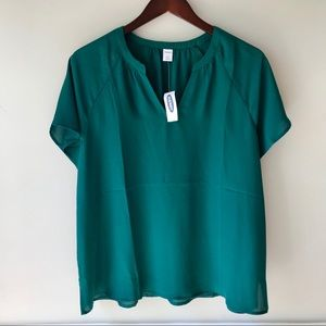 NWT Petite Old Navy Blouse